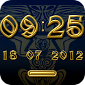Babylon Digital Clock Widget icon
