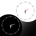 uccw simple clock skin icon