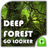 Deep Forest Go Locker theme