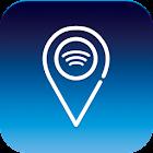 Bezkontaktní platby - Lokátor icon