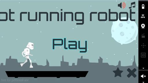 Robot Running Robot Run