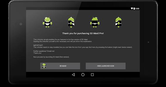 SD Maid Pro - Unlocker v3.0.0.5