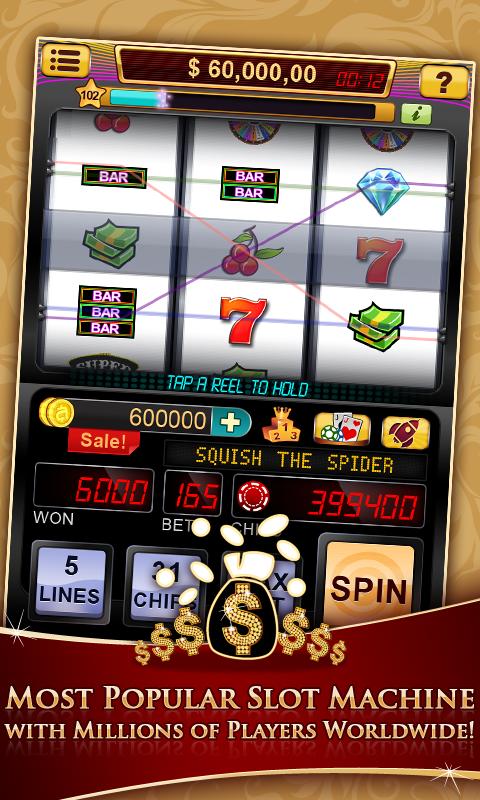 Slot Machine - FREE Casino screenshot #1