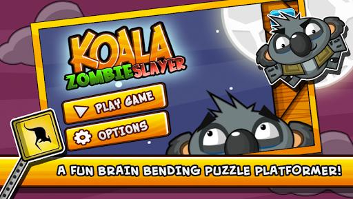 Koala Zombie Slayer