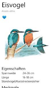 NABU Vogelführer- screenshot thumbnail