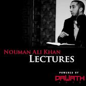 Nouman Ali Khan Lectures
