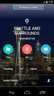 Seattle City Guide - Gogobot- screenshot thumbnail