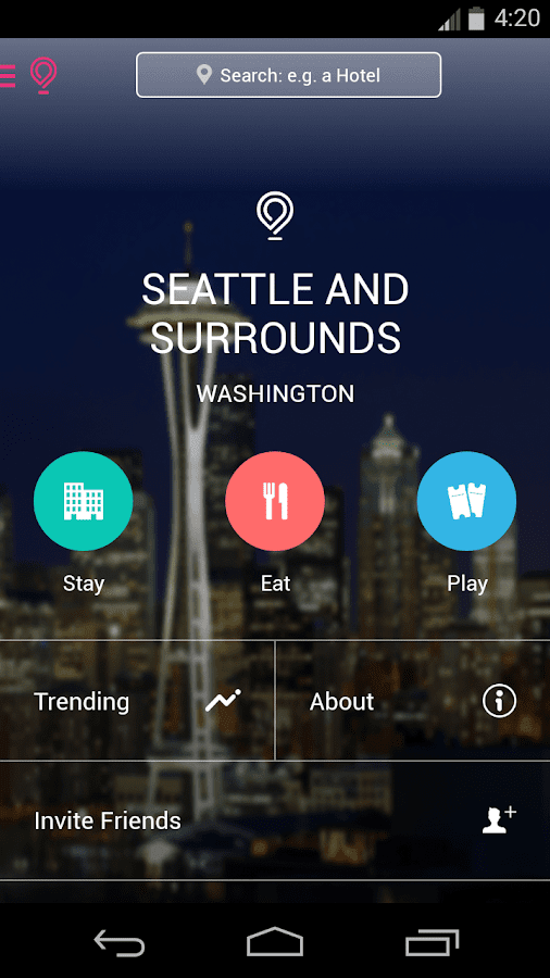 Seattle City Guide - Gogobot - screenshot
