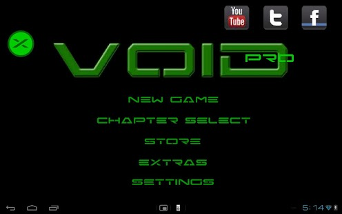 Void Pro- screenshot thumbnail