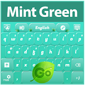 Mint Green Keyboard