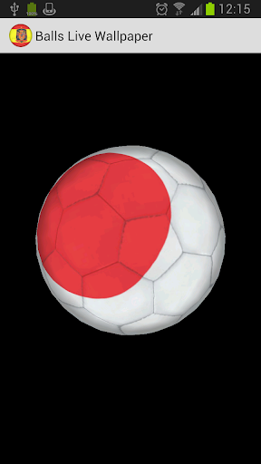 3D Ball Japan LWP
