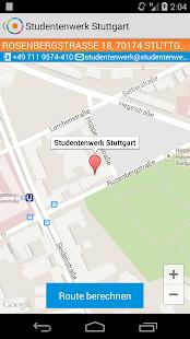 Studierendenwerk Stuttgart - náhled