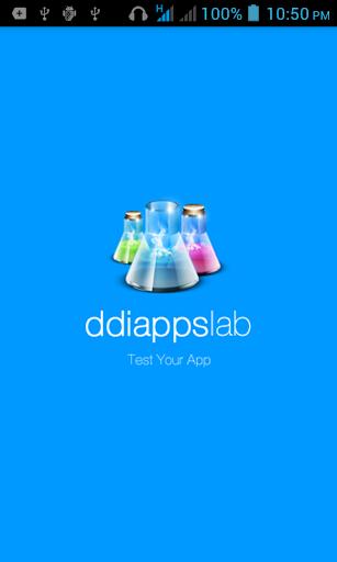 DDI Apps Lab