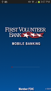 FVB Mobile Banking - screenshot thumbnail
