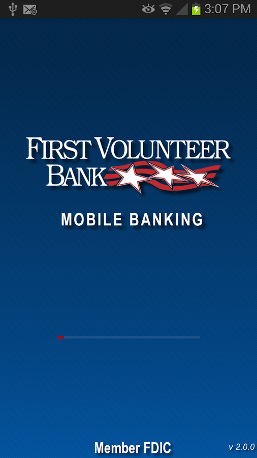 FVB Mobile Banking - screenshot