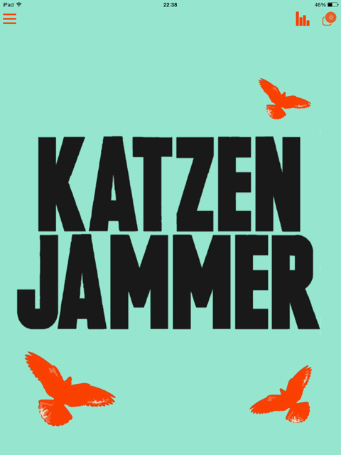 Katzenjammer- screenshot