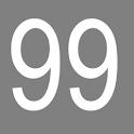 BN Pro White Text logo
