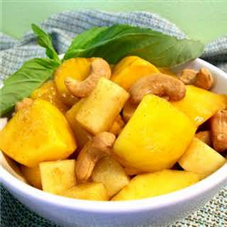 Mango And Cashew Salad Recipes.
