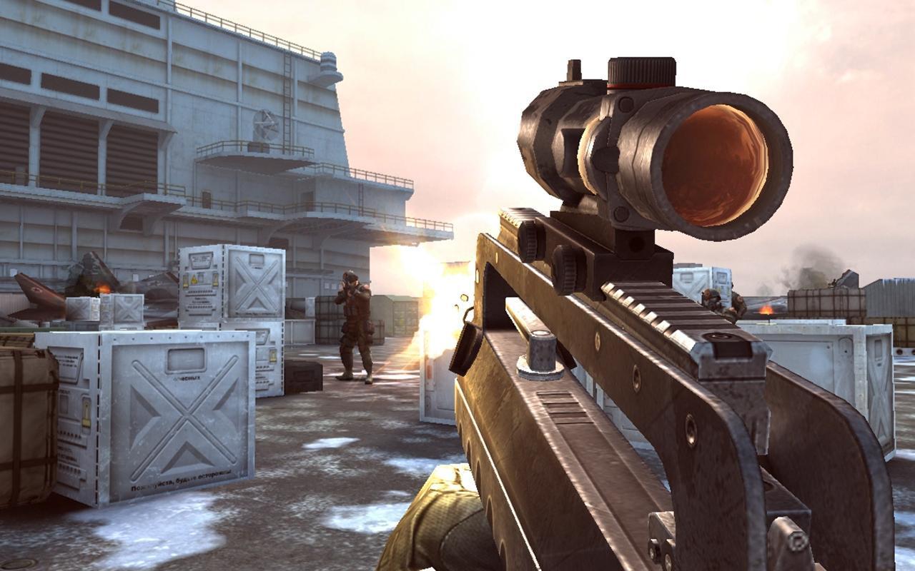 Modern Combat 3: Fallen Nation screenshot #1
