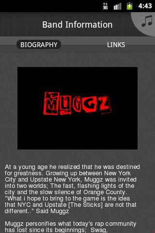 MuGGz - screenshot