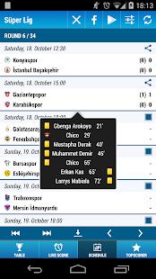 Süper Lig Soccer - screenshot thumbnail