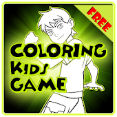 Ben Coloring Game Kids