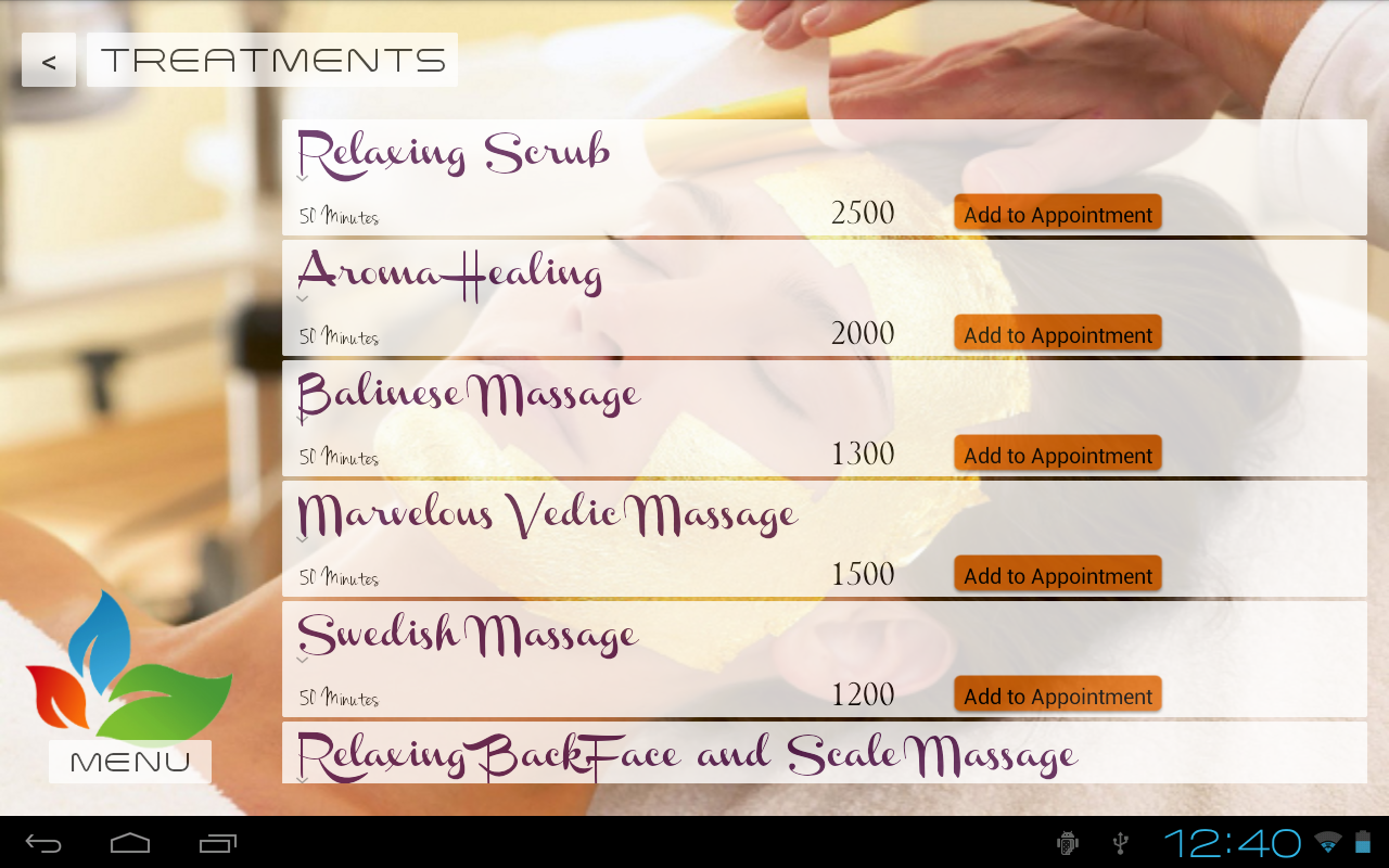 Elements spa android apps on google play for 4 elements salon