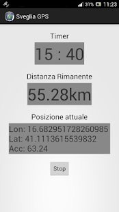 GPS Alarm- screenshot thumbnail