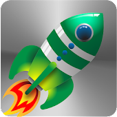 Flappy Rocket - Space Run