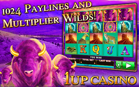 Slot Machines - 1Up Casino 1.6.3 screenshot 327960
