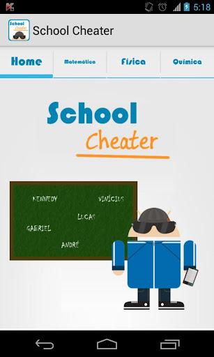 School Cheater Pt