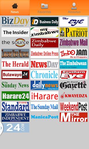 Zimbabwe Newspapers.