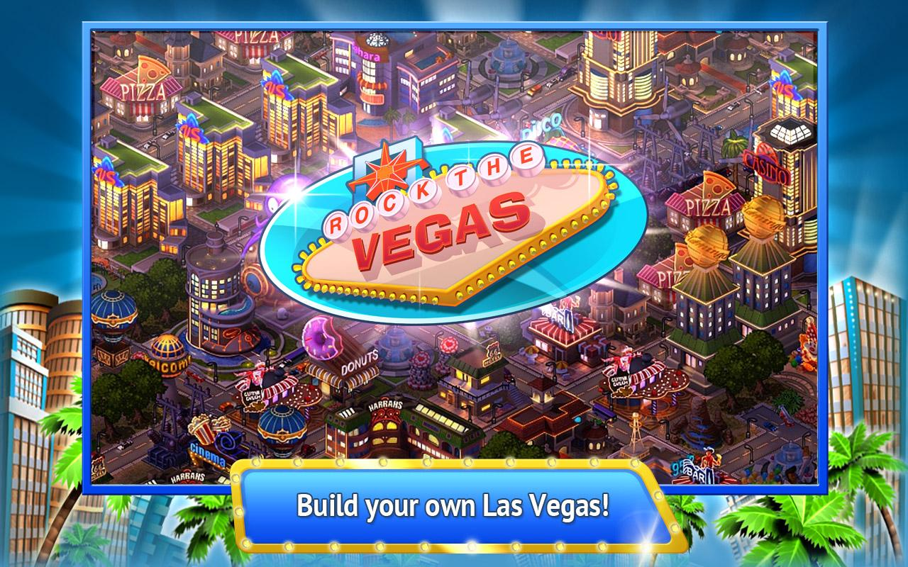 Rock The Vegas - screenshot
