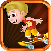 Urban Surfer - Skater Boy