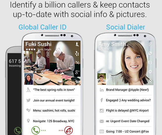 Caller ID - Call Blocker - screenshot