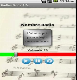Radios Onda Alfa