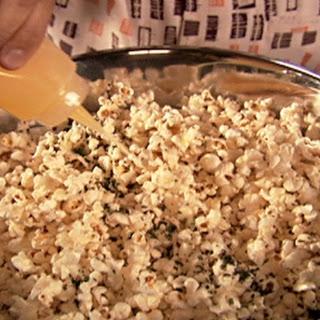 Savory Herb Popcorn.