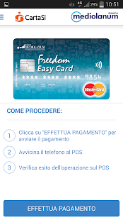 Freedom Easy Card PLP- screenshot thumbnail