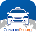 ComfortDelGro Taxi Booking App icon