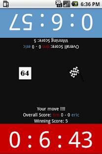 Backgammon Buddy- screenshot thumbnail