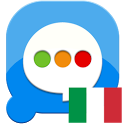 Easy SMS Italian language icon