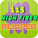 115 High Fiber Recipes icon