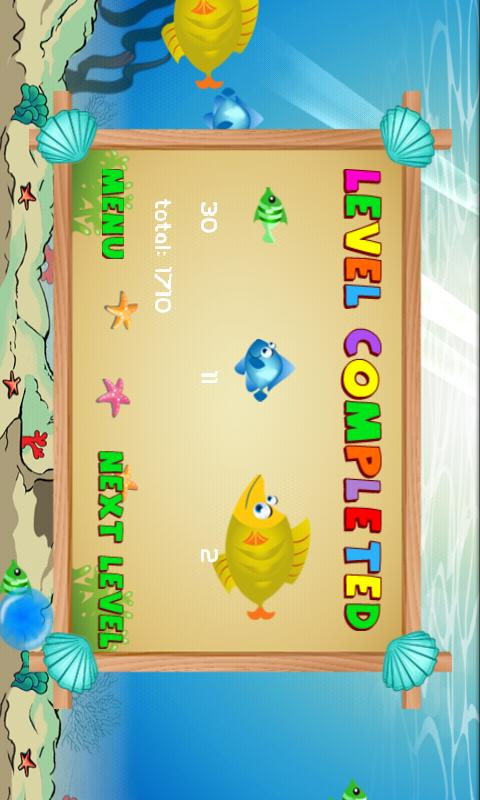 Fish Adventure ( Fish Frenzy )- screenshot