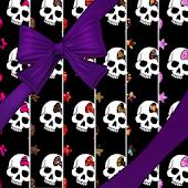 WALLPAPER SET - Punk Skulls