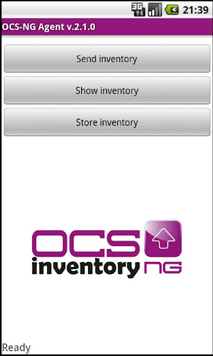 OCS Inventory android agent