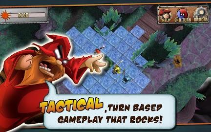 Wizard Ops Tactics Screenshot 1