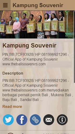Kampung Souvenir