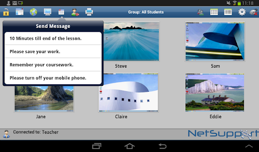 NetSupport Tutor Assistant - screenshot thumbnail