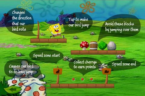 Sponge Adventure