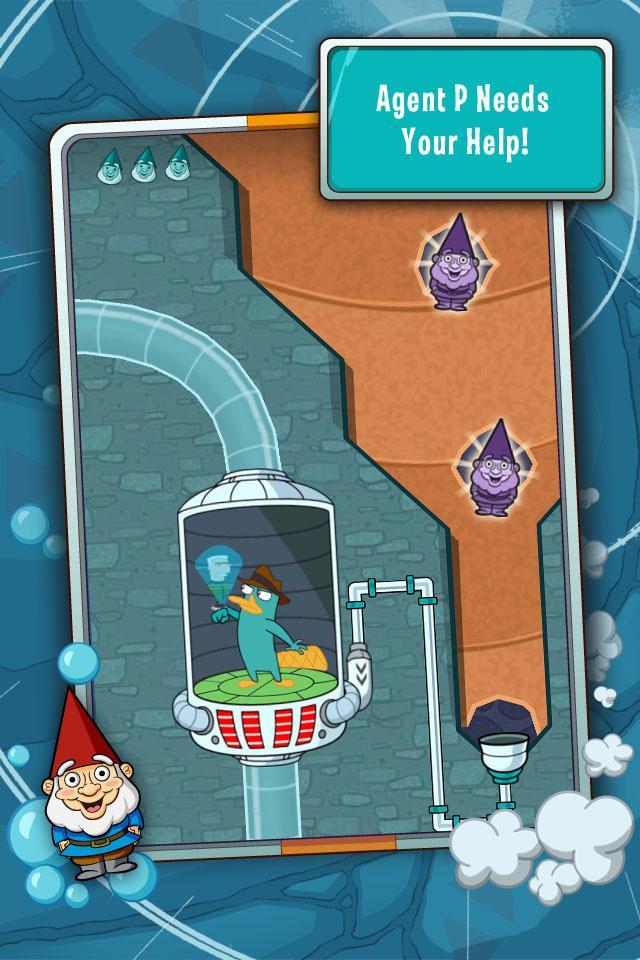 Where's My Perry? screenshot #2